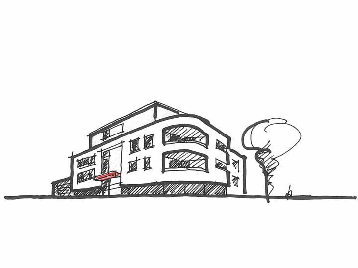 Mehrfamilienhaus in Lippstadt